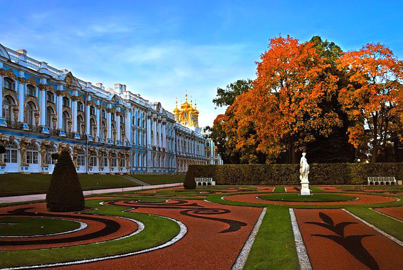 санкт-петербург осенний фото